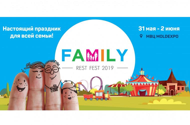 FAMILY REST FEST - 3 zile de activități amuzante pentru copii și adulți în aer liber!