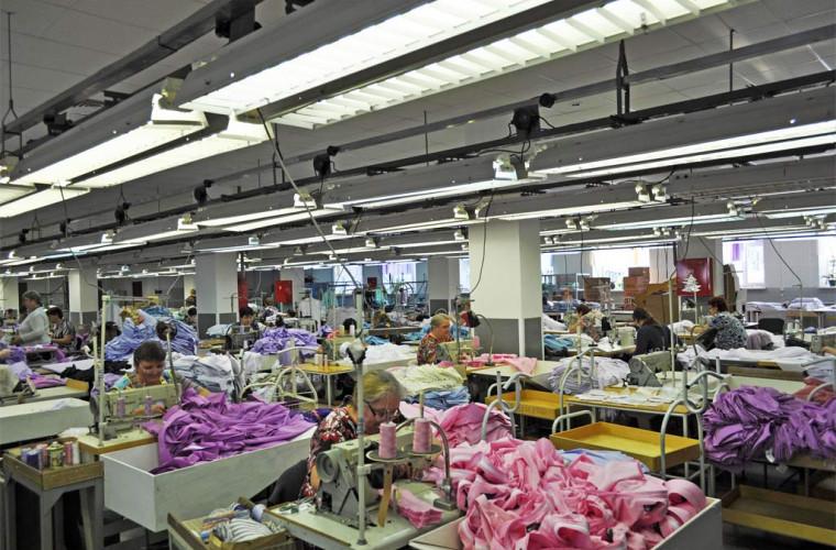 În Moldova a crescut producția industrială