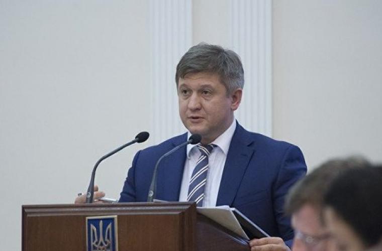 Viitorul secretar al Consiliului Național de Securitate și Apărare al Ucrainei, născut în Republica Moldova?