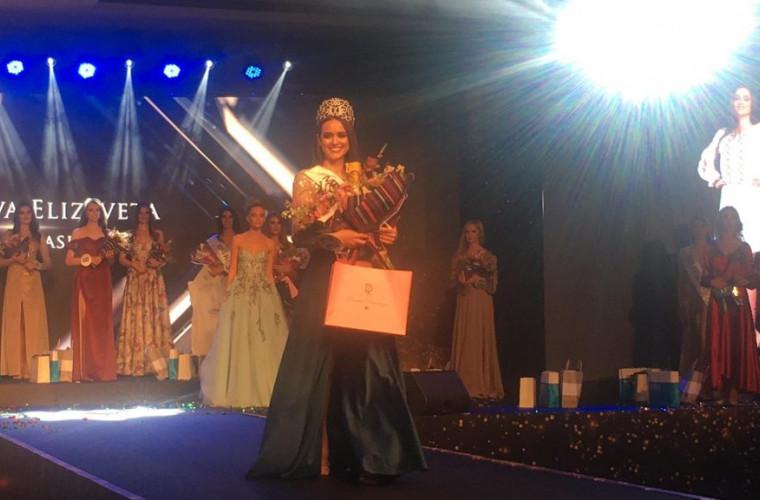 A fost aleasă Miss Moldova 2019 (FOTO,VIDEO)