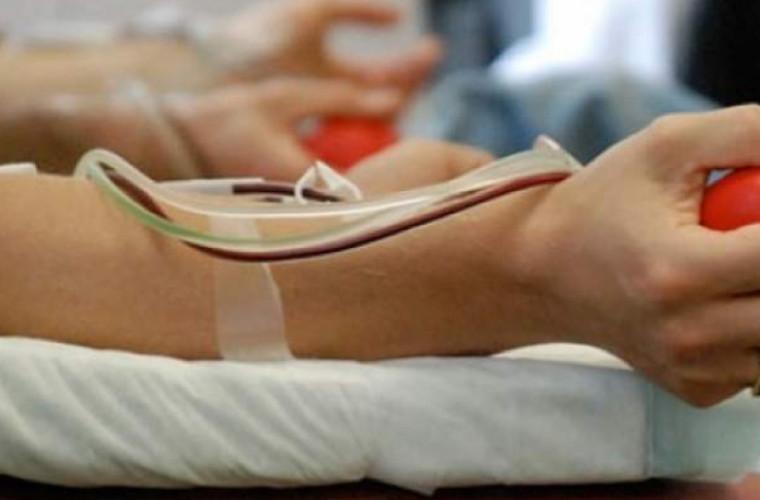Campanie națională pentru promovarea donării voluntare de sînge