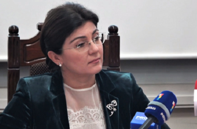 Silvia Radu a ținut un discurs la Adunarea Mondială a Sănătății
