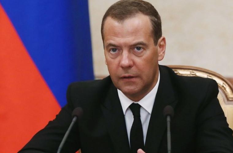Medvedev nu exclude extinderea UEE