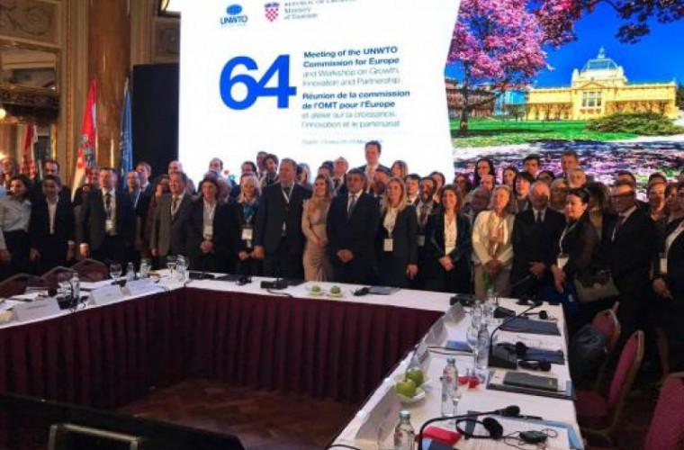 Moldova, aleasă vicepreședinte al Comisiei ONU pentru Europa în cadrul OMT
