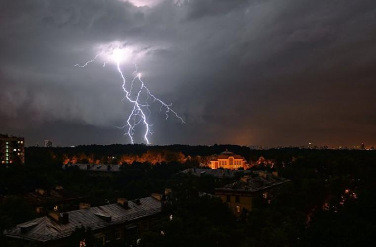 Meteorologii au emis un nou COD GALBEN. Ce ne așteaptă în următoarele ore