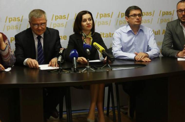 Deputatul PAS care nu o vrea pe Greceanîi speaker