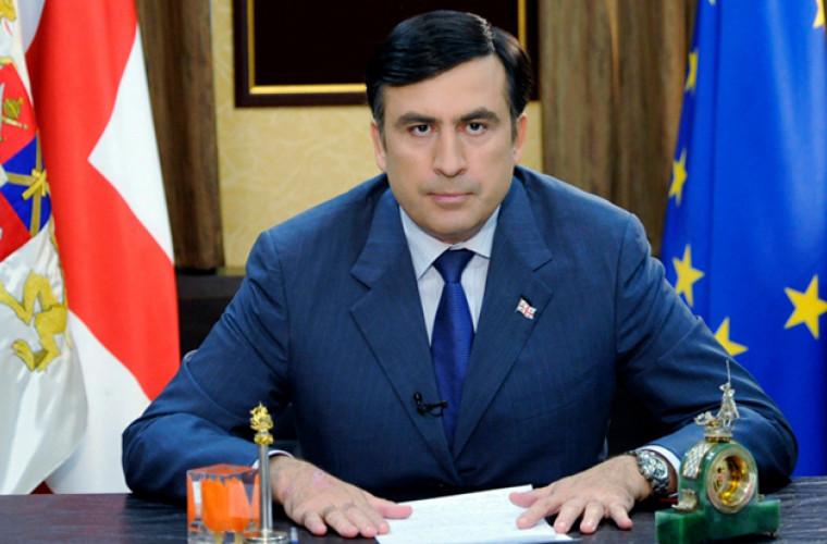 Saakașvili a refuzat să devină liderul partidului lui Kliciko