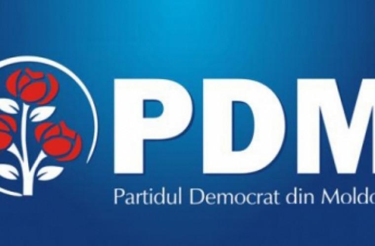 PDM va organiza un briefing de presă la ora 16:00 (LIVE)