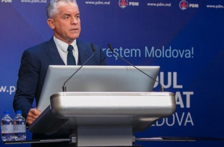 Plahotniuc: Coaliția PSRM-PDM era deja făcută