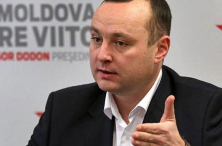 """Vlad Batrîncea: """"Nu poate fi vorba de alegeri anticipate"""""""