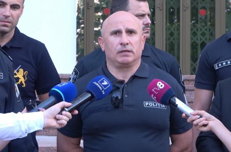 Prima declarație a unuia dintre cei 6 polițiști suspendați din funcție
