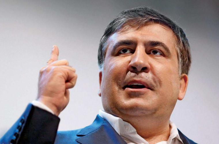 Saakashvili: Plahotniuc mi-a transmis cîteva mesaje
