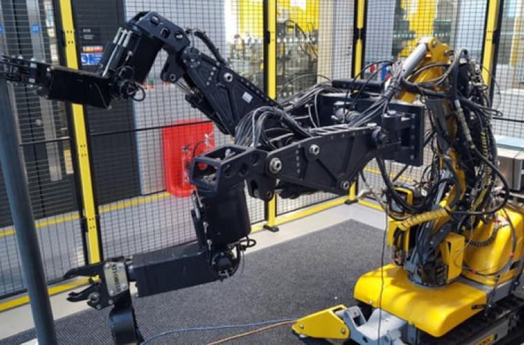 Инженеры создали робота для разборки отработанных ядерных реакторов