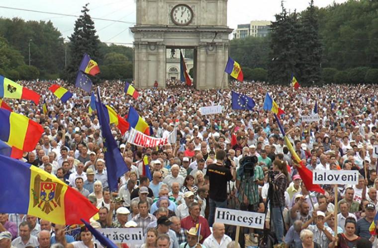 Demisia guvernului Filip nu este un motiv de anulare a marșului Victorie de duminică asupra regimului