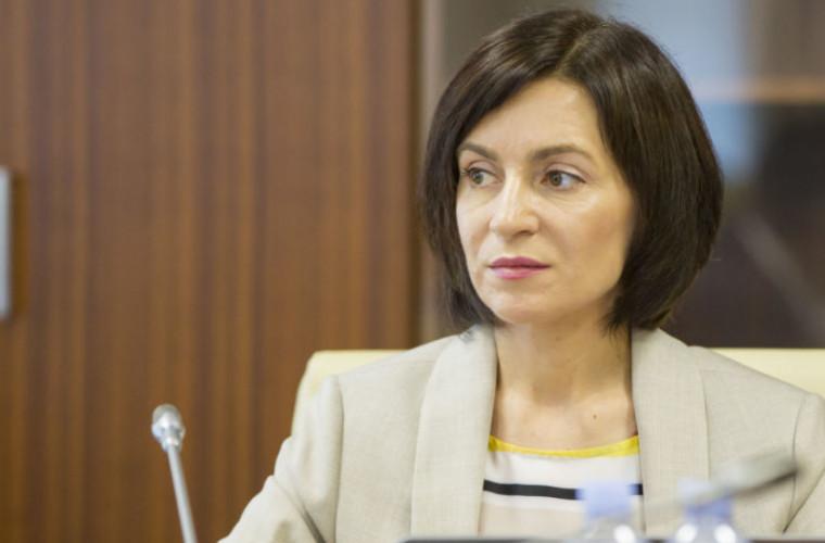 Maia Sandu a hotărît unde va merge în prima sa vizită în calitate de prim-ministră