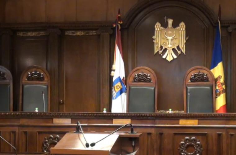 Zaporojan explică argumentele care au stat la baza deciziilor CC din 7-9 iunie