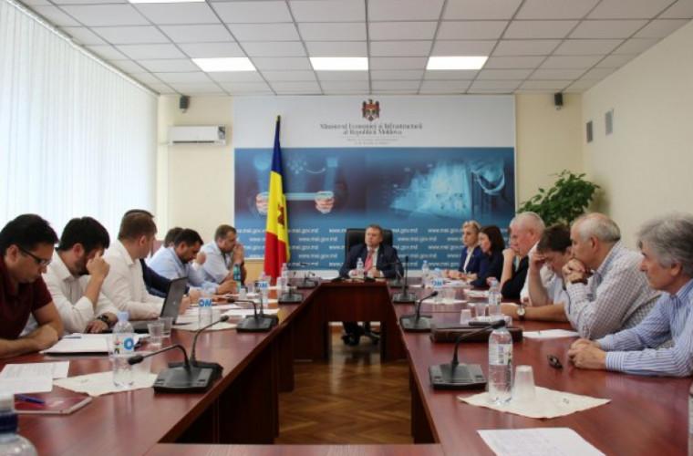 Problemele din domeniul transporturilor, discutate la Ministerul Economiei