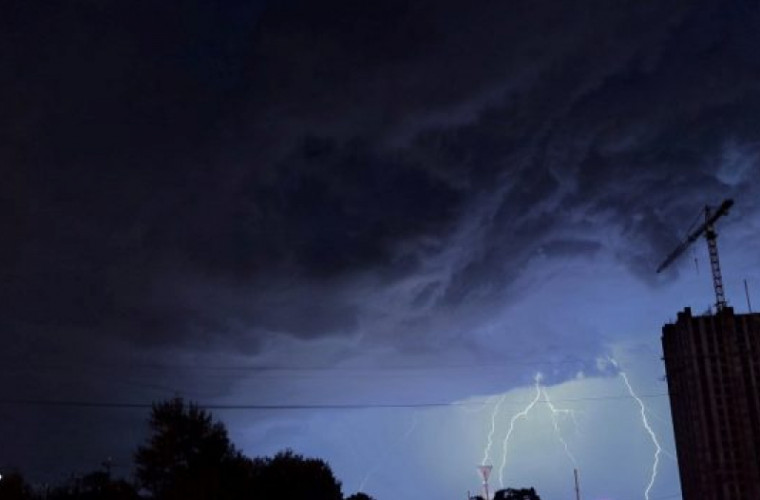Vine urgia: A fost emis cod galben de ploi puternice