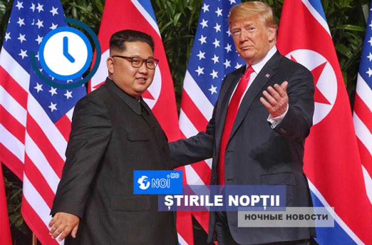 SUA reia negocierile cu Coreea de Nord, averea lui Carlos Ghosn, anchetată