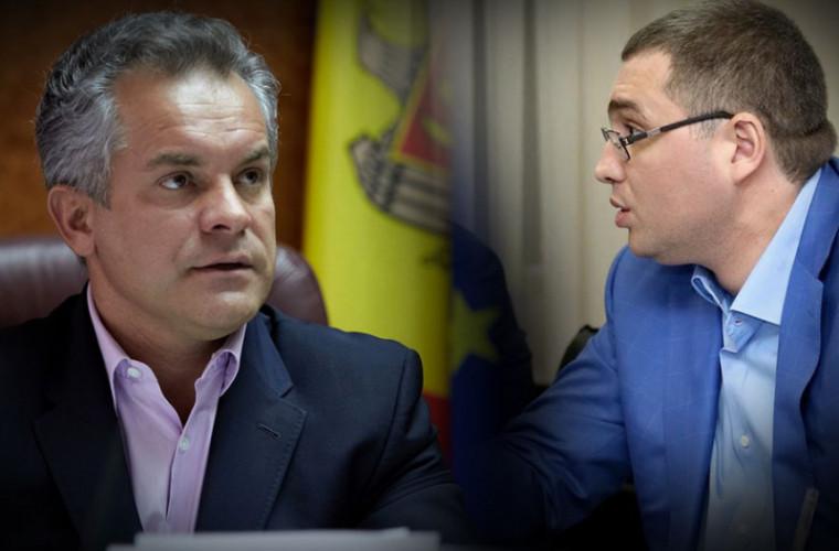 """O discuție dintre un consilier de-a lui Plahotniuc și Usatîi: Noi pornim """"combainul"""" (AUDIO)"""