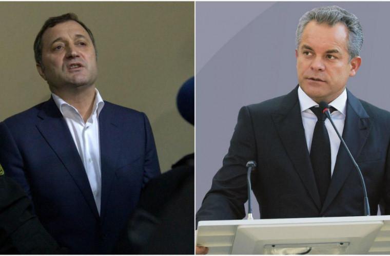 Filat, despre plecarea lui Plahotniuc din PDM: El e politician?