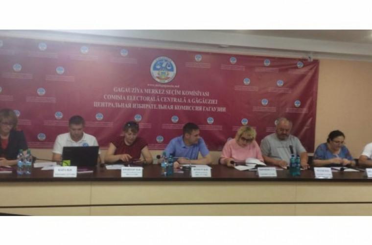 Unde vor fi tipărite buletinele de vot pentru alegerile din UTA Gagauz-Yeri?