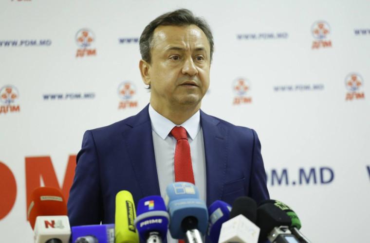 Gamurari explică de ce Plahotniuc e cercetat penal în Rusia