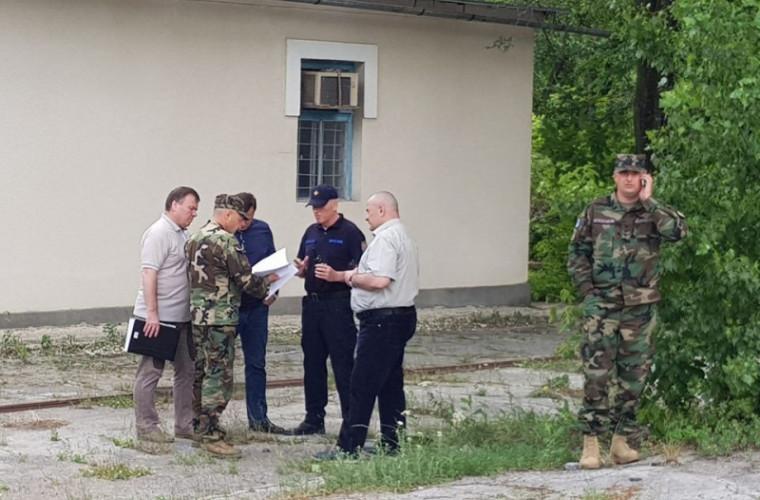 Sediul Moldova-Film, în pericol: 700 kg de explozibil a fost găsit într-un depozit