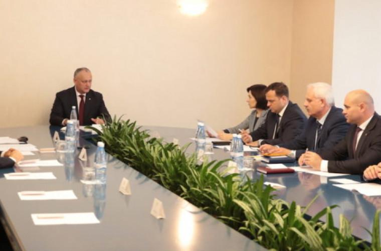Consiliul Suprem de Securitate poate obține informații cu secret de stat