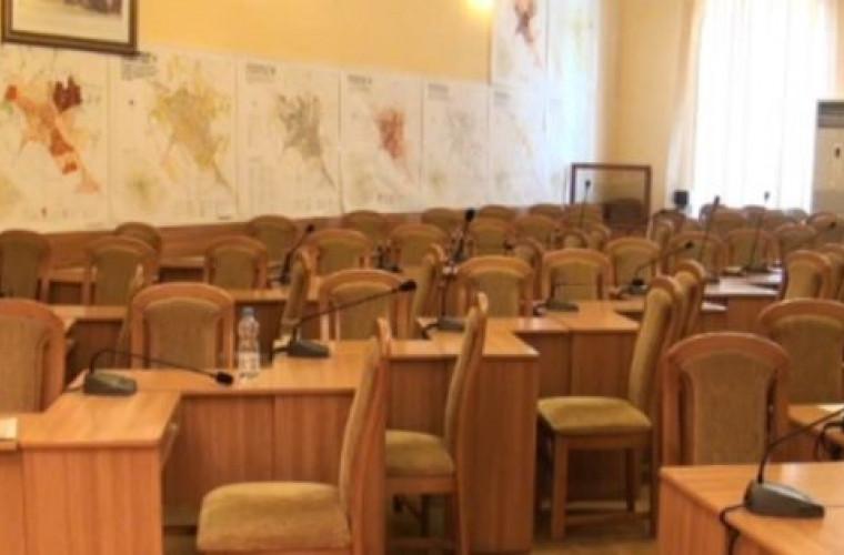 Ședința Consiliului municipal Chișinău a fost amînată
