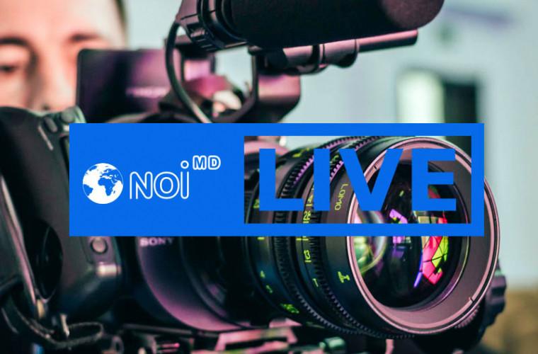 Conferință de presă organizată de Ruslan Codreanu (LIVE)