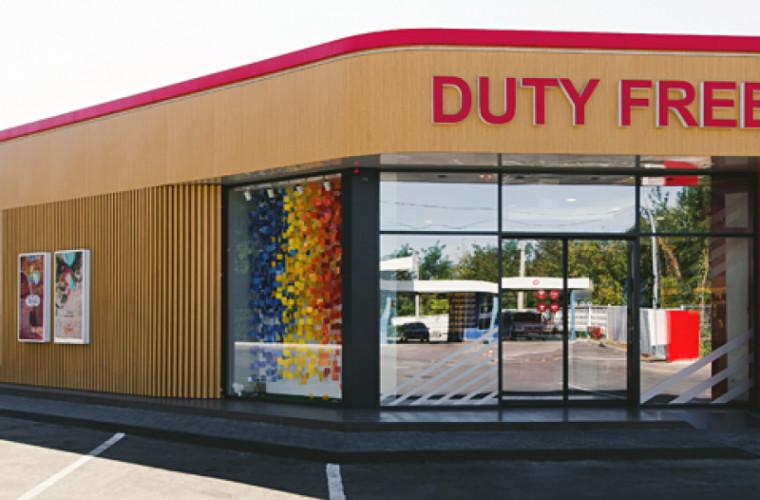 75% din mărfurile vîndute în magazinele duty free au fost aduse ilegal - declarație