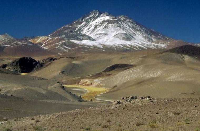Misterul vulcanului uriaș de pe Pămînt a fost descoperit