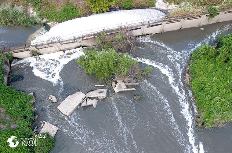 Снова река Бык. Власти скрывают экологическое преступление в Кишиневе (видео)