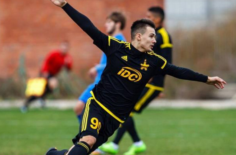 Moldoveanul Vitalie Damașcan, împrumutat de FC Torino la Fortuna Sittard