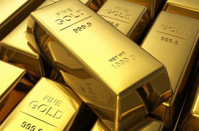 Сколько золота в резервах Нацбанка Молдовы?