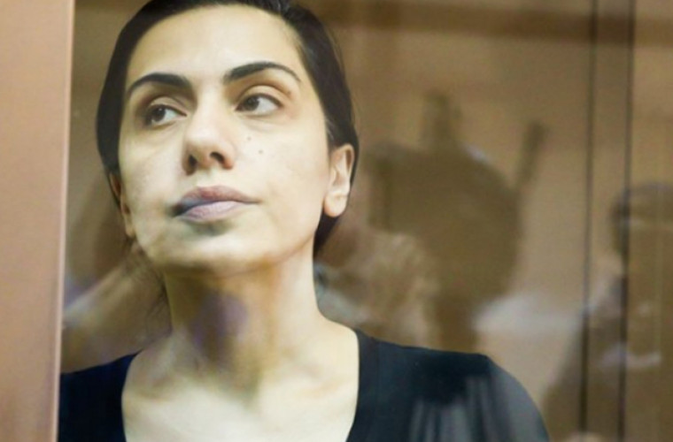 Tribunalul a prelungit din nou termenul de arest al Karinei Țurcan, acuzată de spionaj