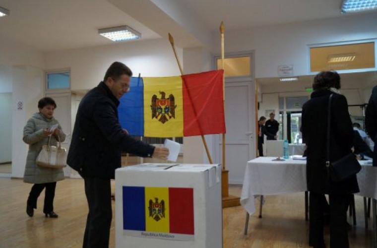 În cîteva circumscripții uninominale vom avea alegeri parlamentare concomitent cu cele locale