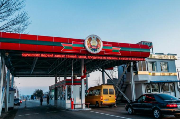 Tiraspolul, acuzat că blochează libera circulație în Zona de Securitate