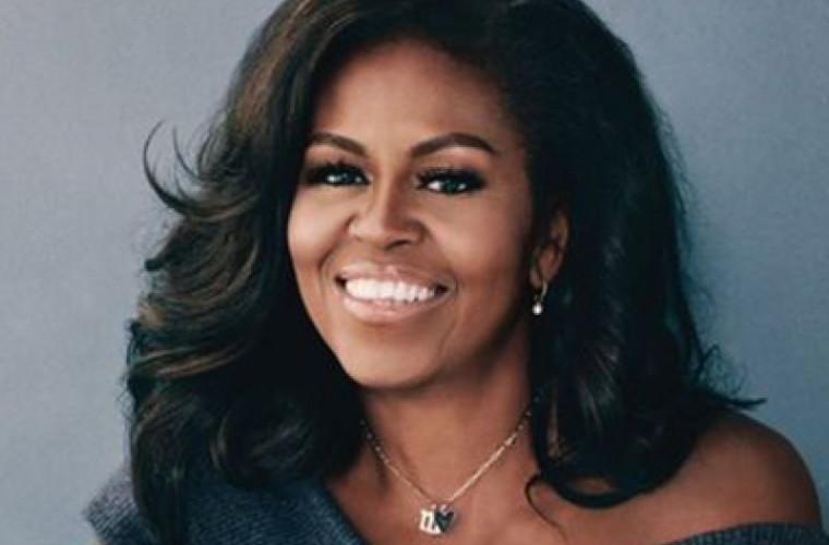 Michelle Obama, cea mai admirată femeie din lume