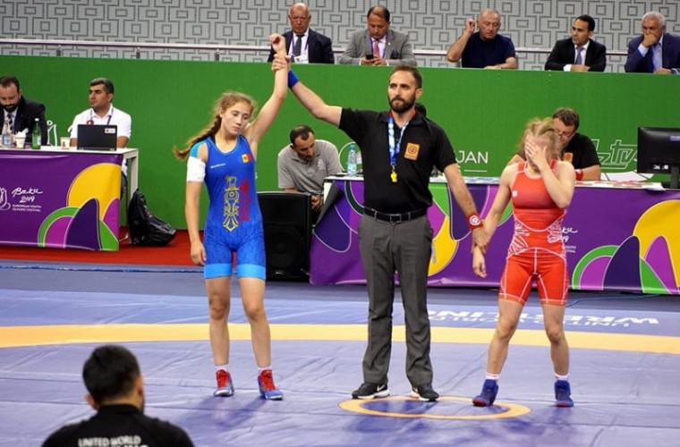 Samoil a cucerit medalia de bronz la FOTE de la Baku