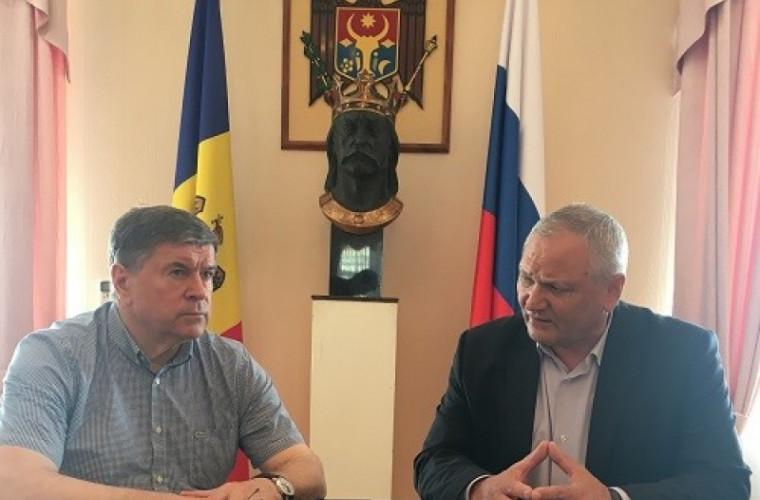 Procedura de audiență a cetățenilor moldoveni, în vizorul ambasadorului Neguța