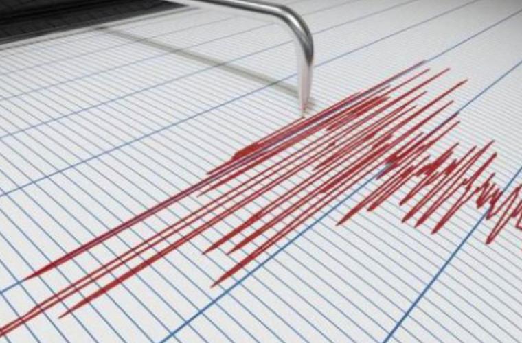 Un nou cutremur zguduie zona Vrancea