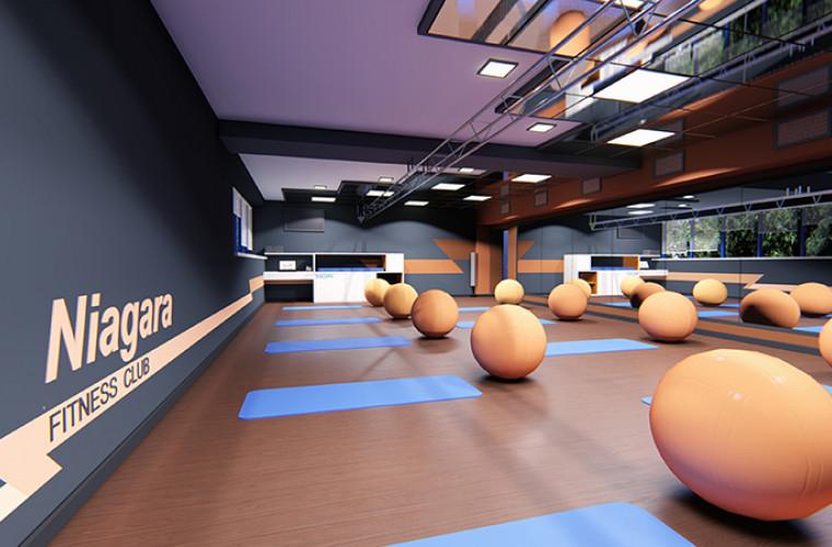 Niagara Fitness Club va avea parte de o renovare completă!