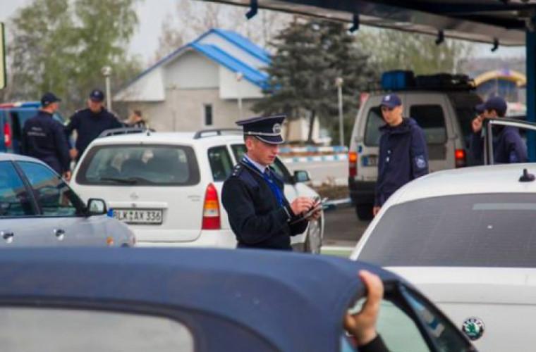 Important pentru călători: Trafic îngreunat la vama cu Ucraina