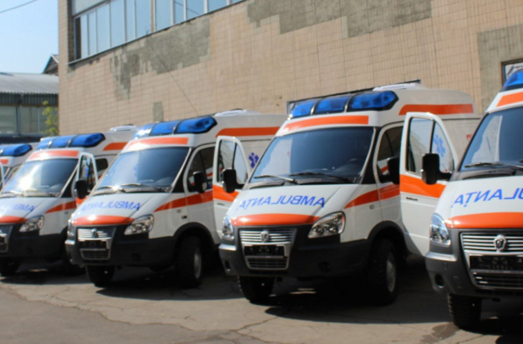 Ambulanțele ar putea fi monitorizate prin GPS