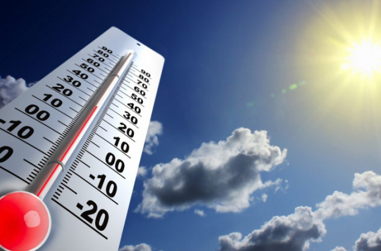 Prognoza meteo pentru 30 iulie