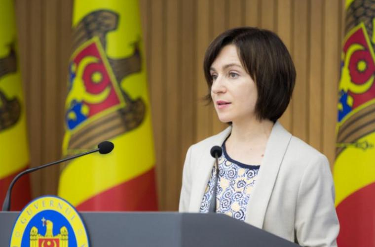 Maia Sandu: Dacă cei de la conducerea INJ nu vor să plece, vom schimba legea