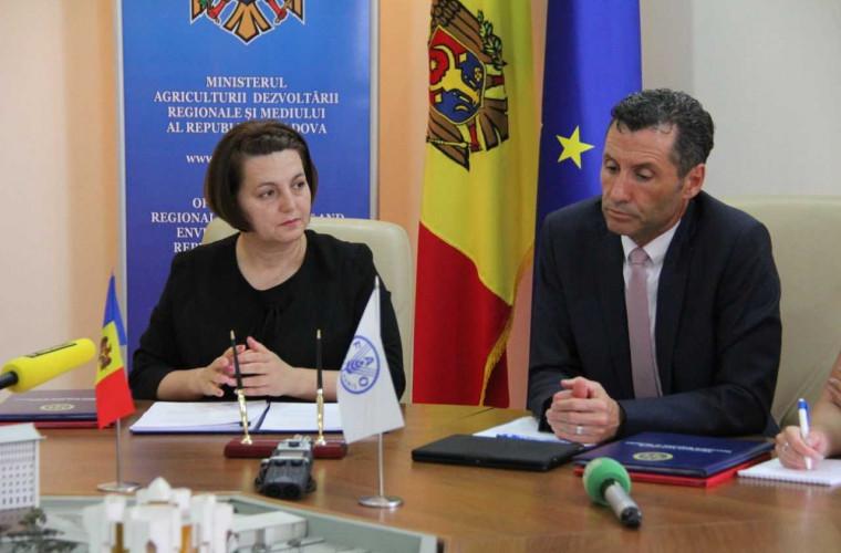 Moldova va beneficia de suport în exportul de produse agricole