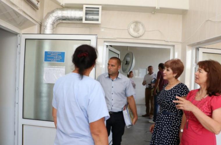 Condiţii mai bune pentru tratament la un spital din țară
